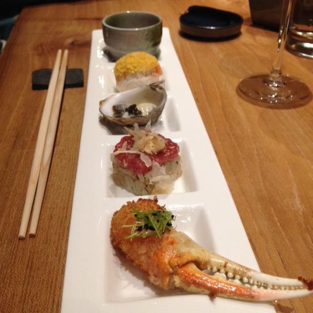 sushi innovation kusakabe