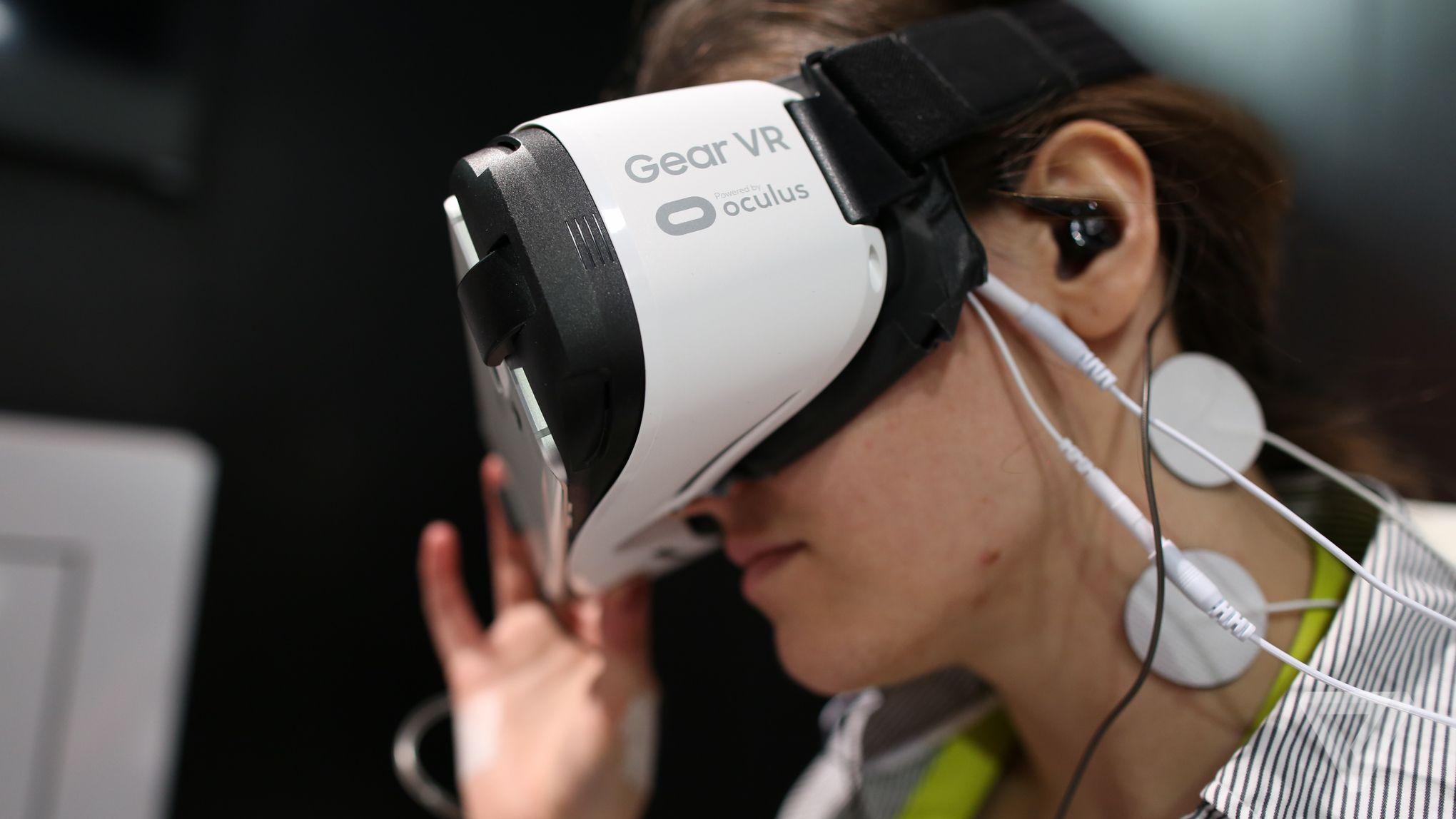 VR Oculus Empathy Virtual Reality